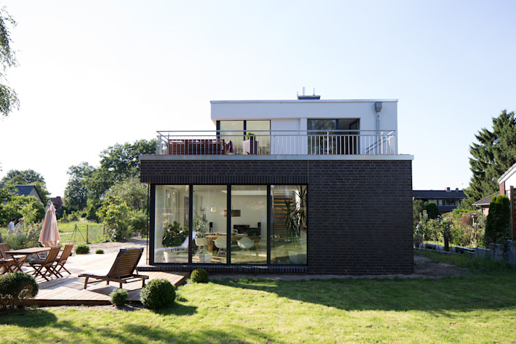 di Hellmers P2 | Architektur & Projekte Moderno