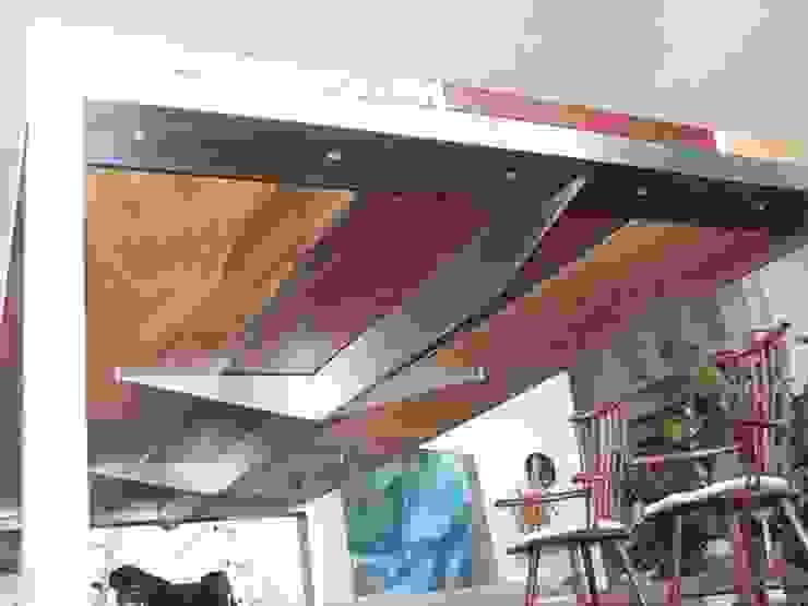 Loft Design: modern  von Edelstahl Atelier Crouse:,Modern