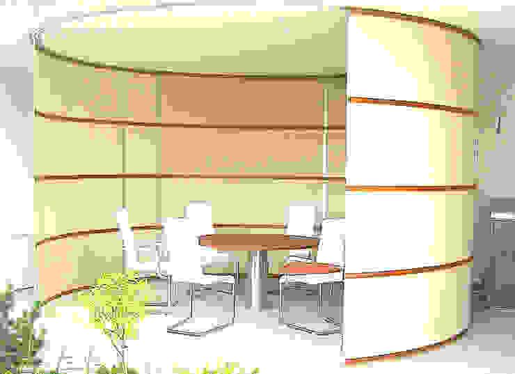 Balcone, Veranda & Terrazza in stile moderno di Peter Rohde Innenarchitektur Moderno