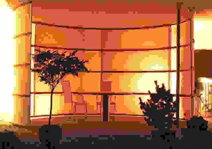Modern balcony, veranda & terrace by Peter Rohde Innenarchitektur Modern
