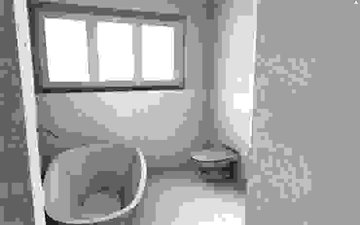 Peter Rohde Innenarchitektur Nowoczesna łazienka