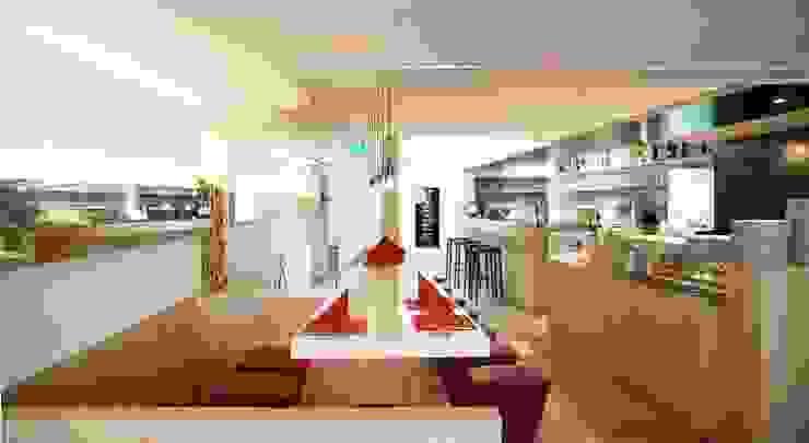 Gastronomie Moderne Gastronomie von Peter Rohde Innenarchitektur Modern