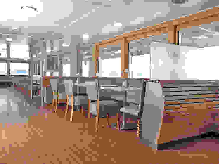 Fährschiff Fritz Arnold Moderne Gastronomie von Peter Rohde Innenarchitektur Modern