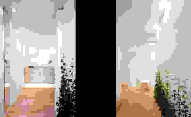 Corredores, halls e escadas por [lu:p] Architektur GmbH