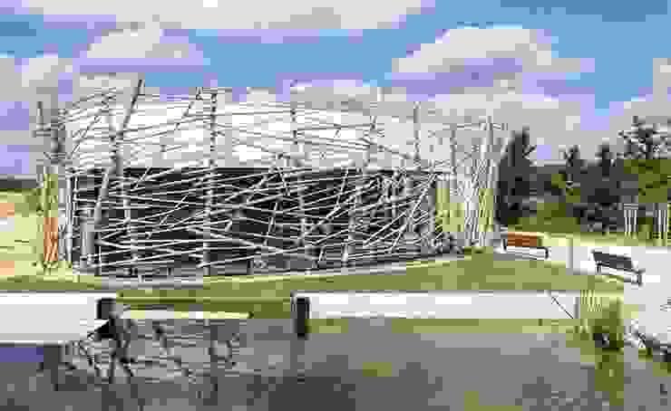 Casas: Ideas, imágenes y decoración de [lu:p] Architektur GmbH