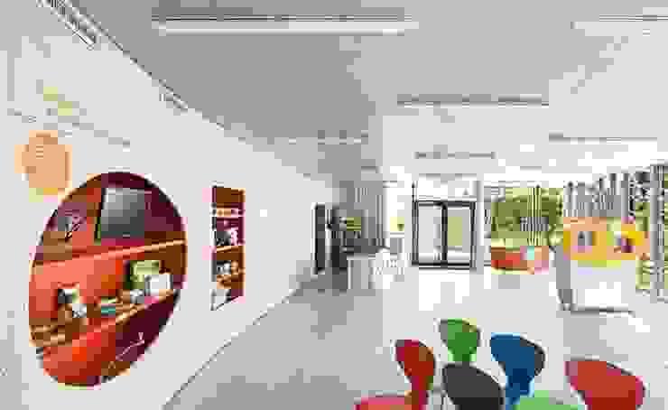 Umweltstation Rothsee Kinderzimmer von [lu:p] Architektur GmbH