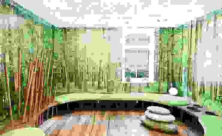 Study/office by [lu:p] Architektur GmbH,