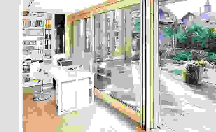 Wohnhaus M Klassische Arbeitszimmer von [lu:p] Architektur GmbH Klassisch