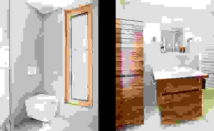Classic style bathroom by [lu:p] Architektur GmbH Classic