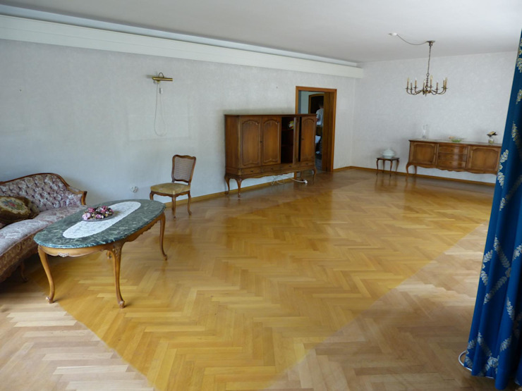 Homestaging Projekt <q>Geerbtes Einfamilienhaus</q> von Finest-Home-Staging