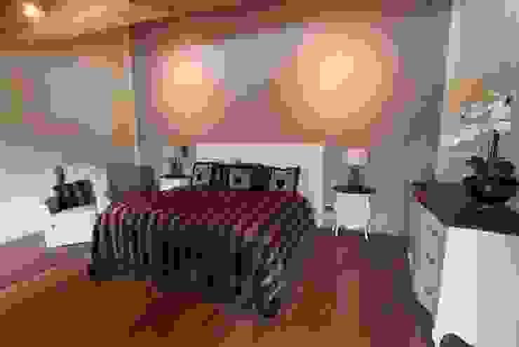 Egger´s Einrichten INETRIOR DESIGN Eclectic style bedroom