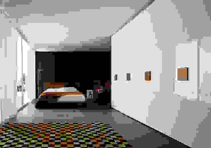 에클레틱 침실 by Egger`s Einrichten 에클레틱 (Eclectic)