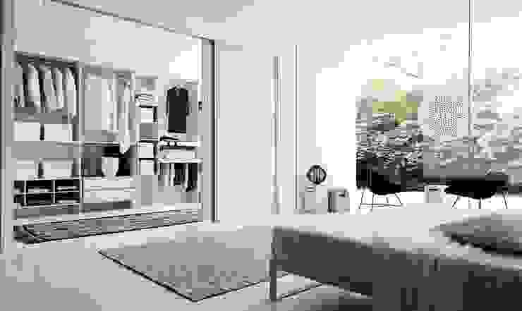 Modern style bedroom by Egger´s Einrichten INETRIOR DESIGN Modern