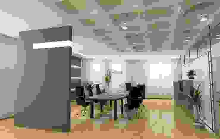 Meetingraum Arbeitszimmer von Thomas & Co Interior Design GmbH