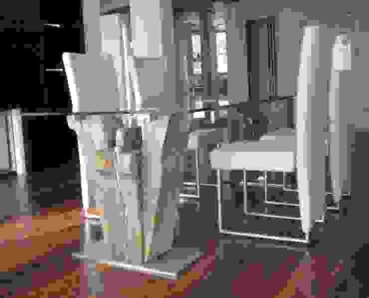 Moderne Möbel Moderne Esszimmer von Wagner Möbel Manufaktur GmbH & Co. KG Modern