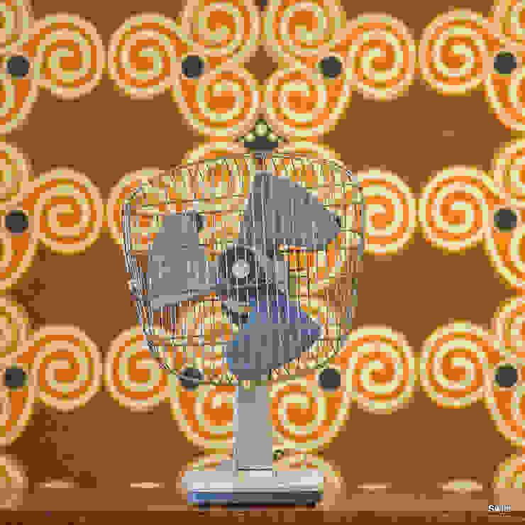 Ventilator Klassieke winkelruimten van Swiet Klassiek
