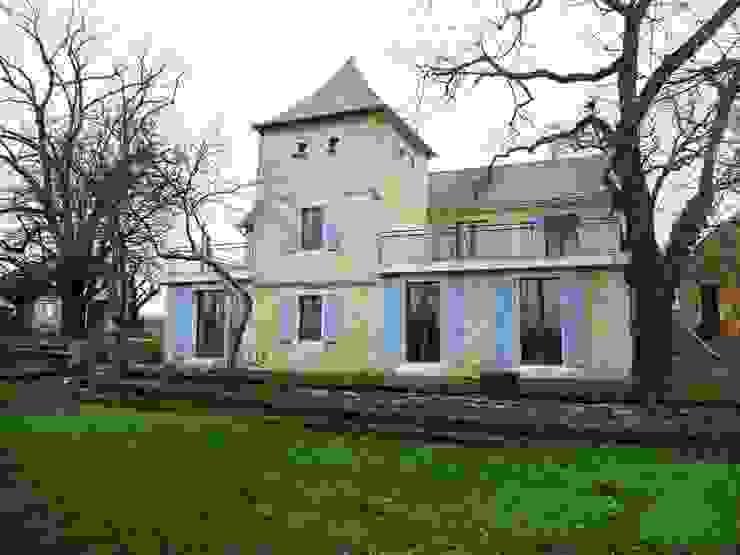 Casas de estilo  por VAYLAC, Rural