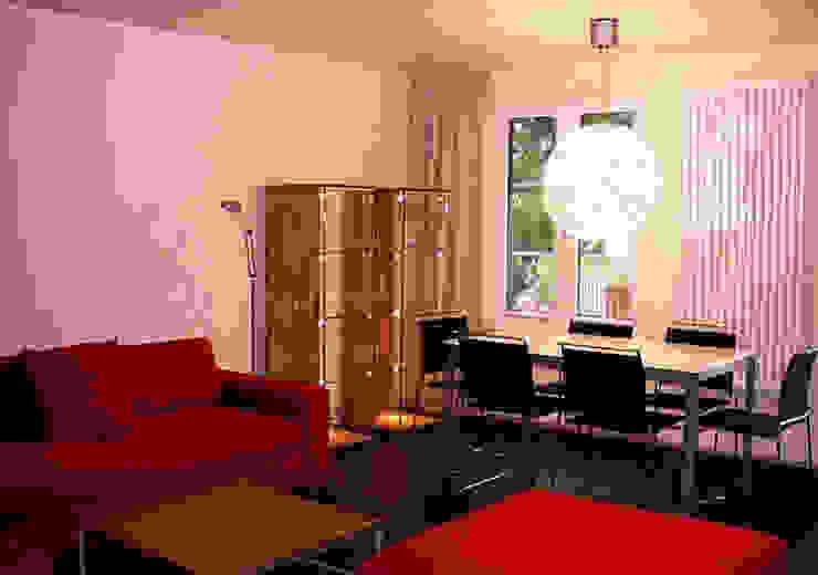 Einfamilienhaus Wendisch Rietz Moderne Esszimmer von RAUMAX GmbH Modern
