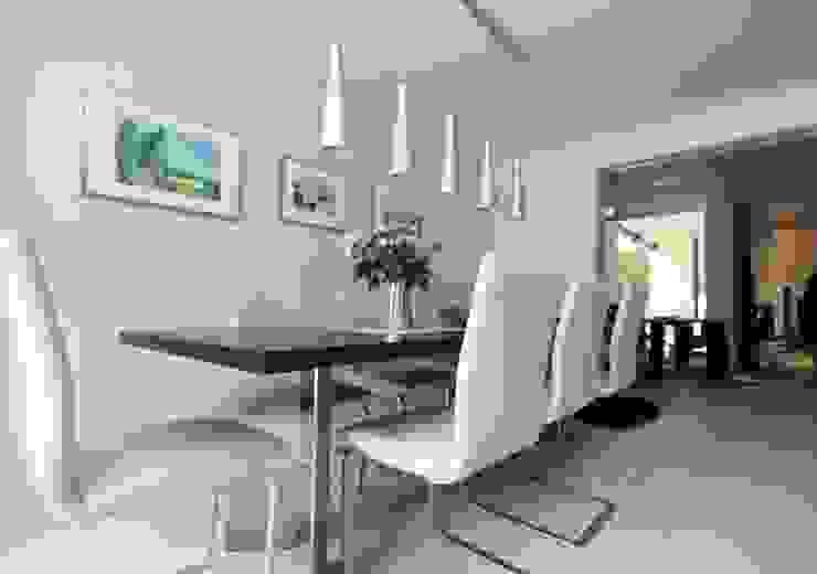Einfamilienhaus Berlin-Zehlendorf Moderne Esszimmer von RAUMAX GmbH Modern