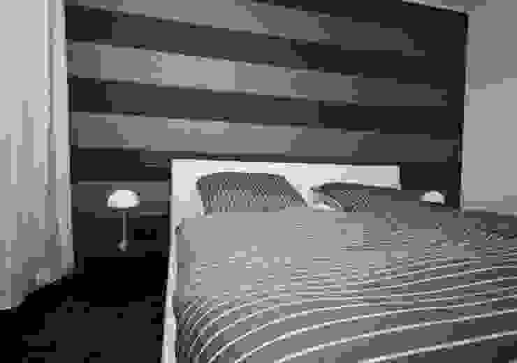 モダンスタイルの寝室 の RAUMAX GmbH モダン