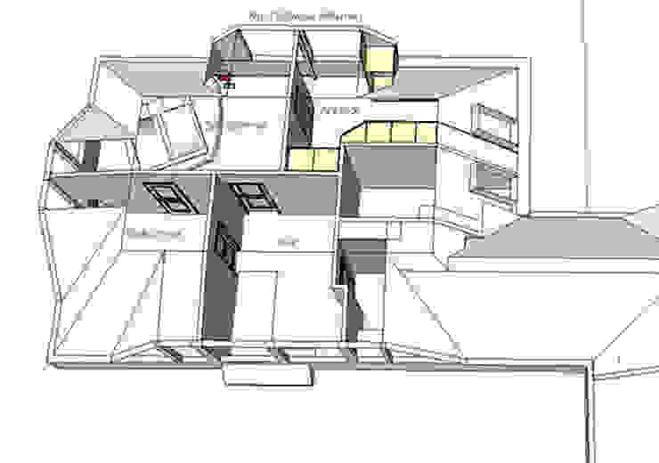 Einfamilienhaus Mühlenbeck Moderne Häuser von RAUMAX GmbH Modern