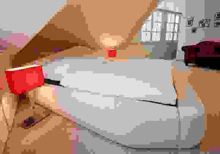 Einfamilienhaus Mühlenbeck Moderne Schlafzimmer von RAUMAX GmbH Modern