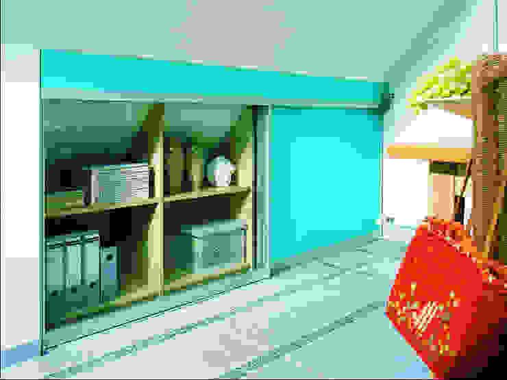 Dachschrägen einrichten von RAUMAX GmbH Modern