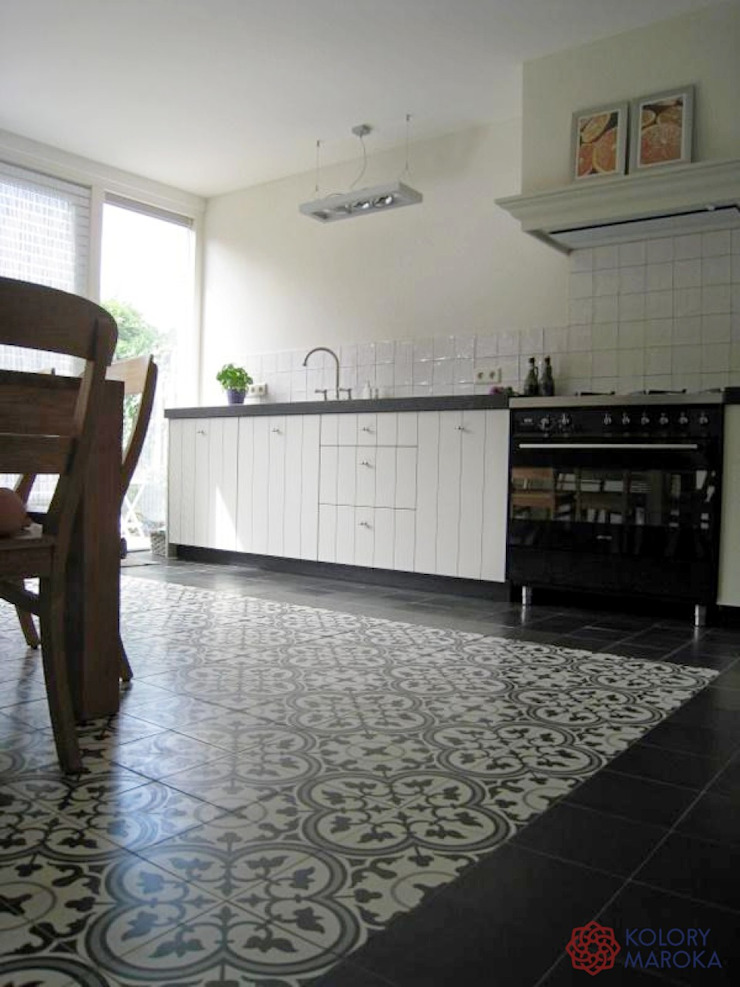 Kolory Maroka 廚房