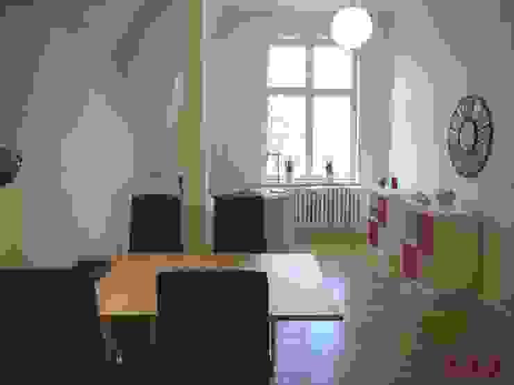Arbeits- und Esszimmer: modern  von FLAiR Home Staging,Modern
