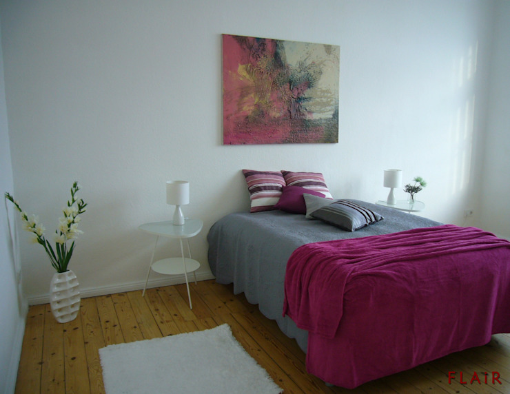 Schlafzimmer: modern  von FLAiR Home Staging,Modern