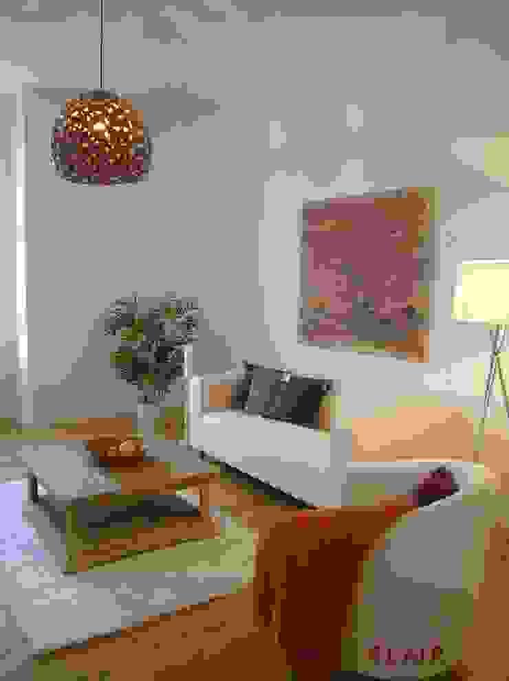 Wohnzimmer: modern  von FLAiR Home Staging,Modern