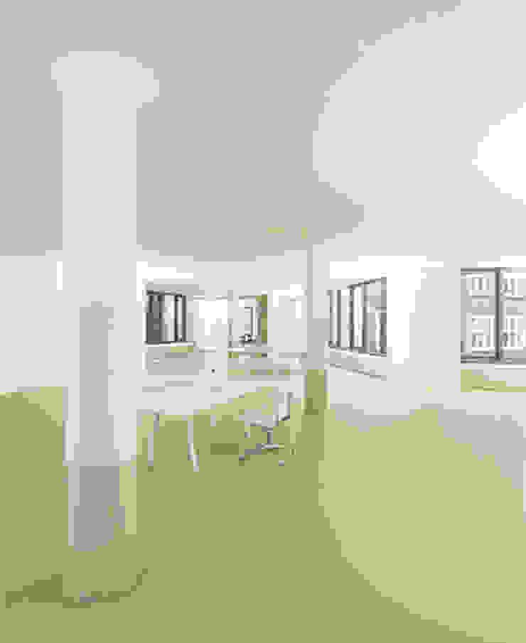 S11 – Office Complex Steckelhörn 11, Hamburg Häuser von J.MAYER.H
