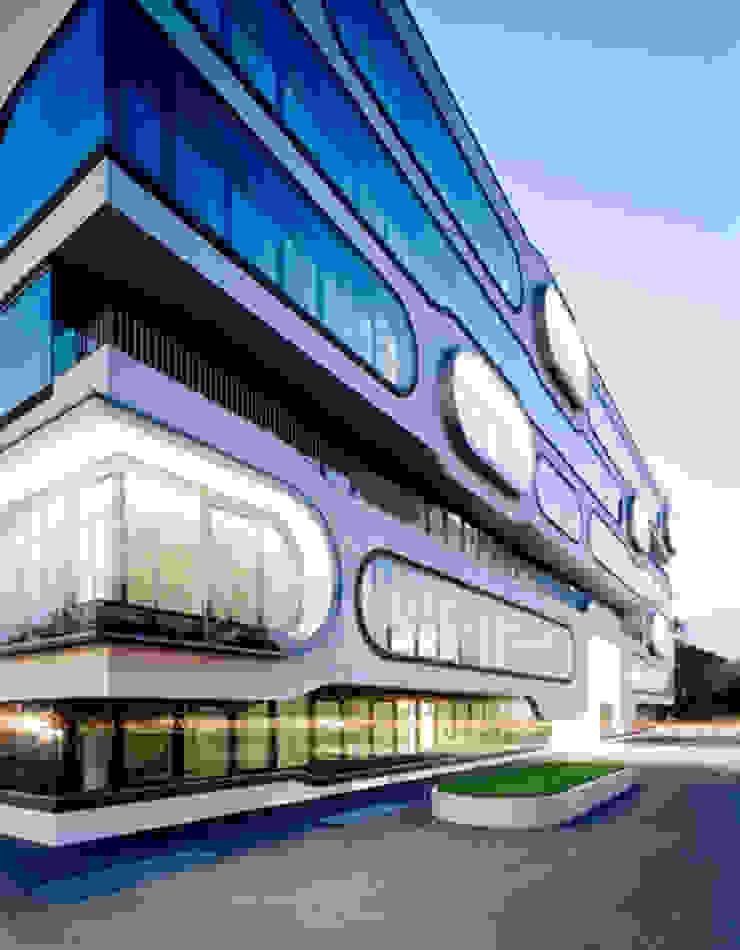 ADA1 – Office Complex, An der Alster 1, Hamburg Häuser von J.MAYER.H