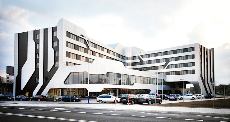 PARK INN HOTEL, Krakow, Poland Hotels von J.MAYER.H