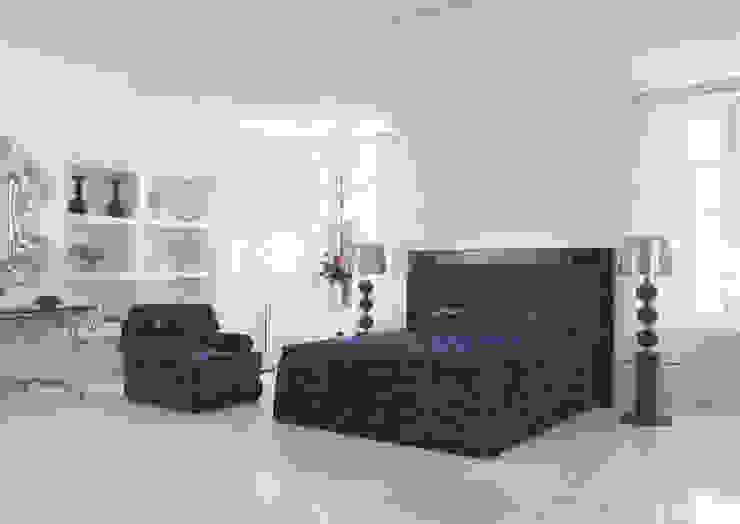 Polsterbetten Schlafzimmer von Finkeldei Polstermöbel GmbH