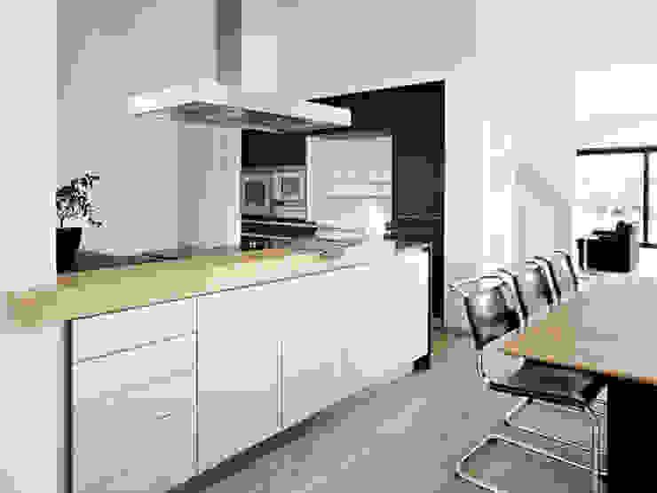Modern kitchen by Sieckmann Walther Architekten Modern