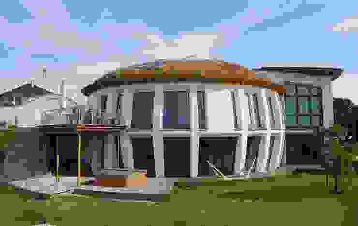 Familie R., Mittelrheintal Häuser von Optigrün international AG
