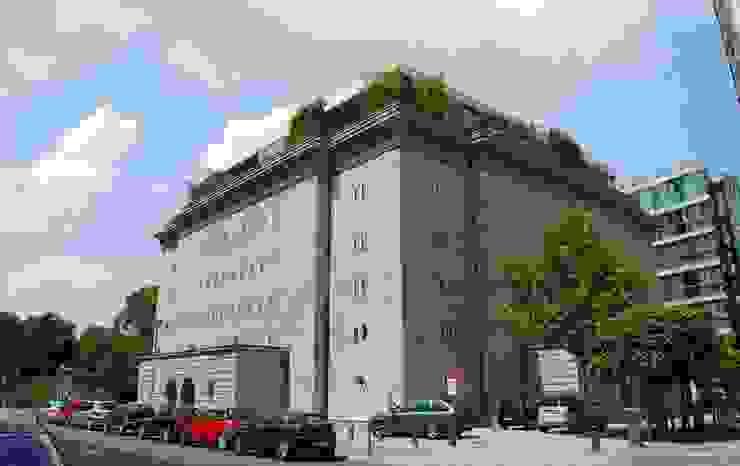 Wohnhaussammlung Boros, Berlin Häuser von Optigrün international AG