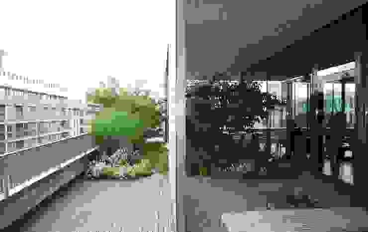 Balkon, Veranda & Teras Optigrün international AG