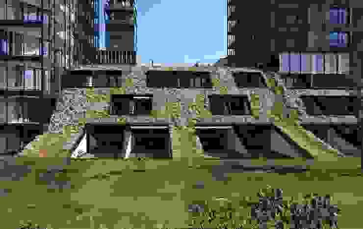 Optigrün international AG의  주택, 에클레틱 (Eclectic)