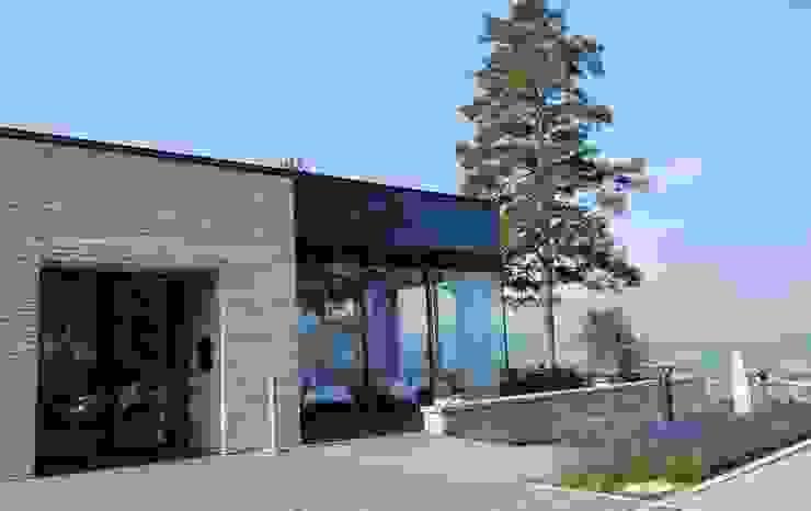 Waldcafe, Pfullingen Häuser von Optigrün international AG