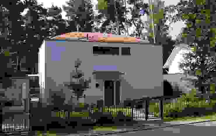 Wohnhaus S., Kleinmachnow Häuser von Optigrün international AG
