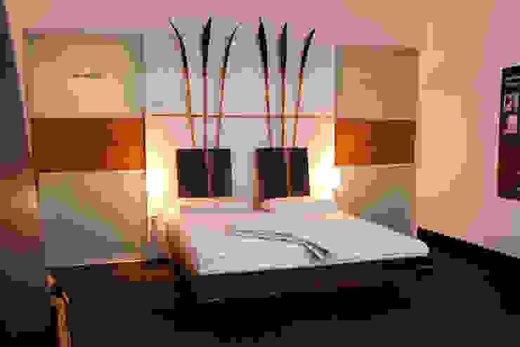 Bedroom by Die Tischlerei Hauschildt