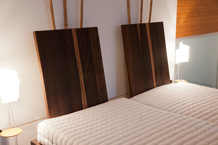 Bedroom design ideas by Die Tischlerei Hauschildt