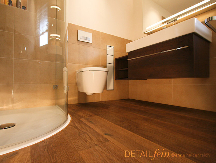 Schreinerei | Bensheim Moderne Badezimmer von detailfein | fotografie und design Modern