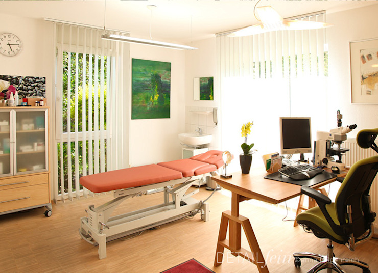 Arztpraxis | Riedstadt Arbeitszimmer von detailfein | fotografie und design
