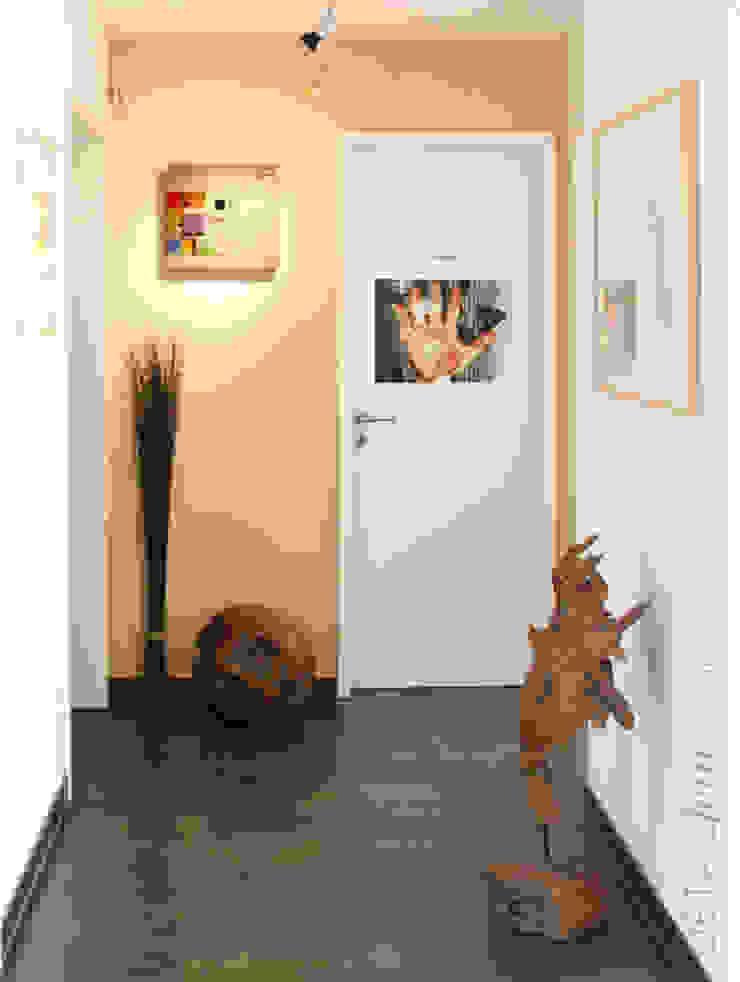 Arztpraxis | Riedstadt Flur, Diele & Treppenhaus von detailfein | fotografie und design