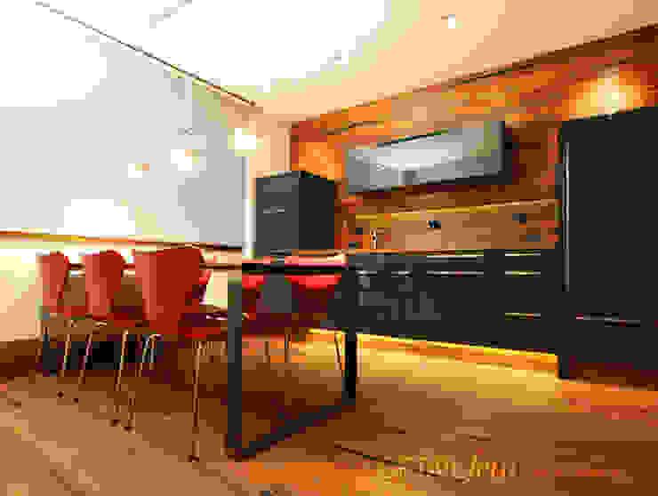 Heil Parkett | Bensheim Moderne Esszimmer von detailfein | fotografie und design Modern