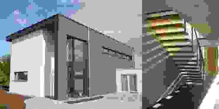 Architekturbüro Rainer Graf Häuser von Jessica Labbadia - homify