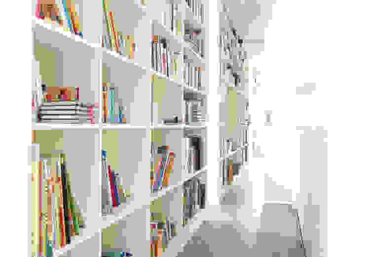 Bibliothekenregal von Ludwig + Nied GbR